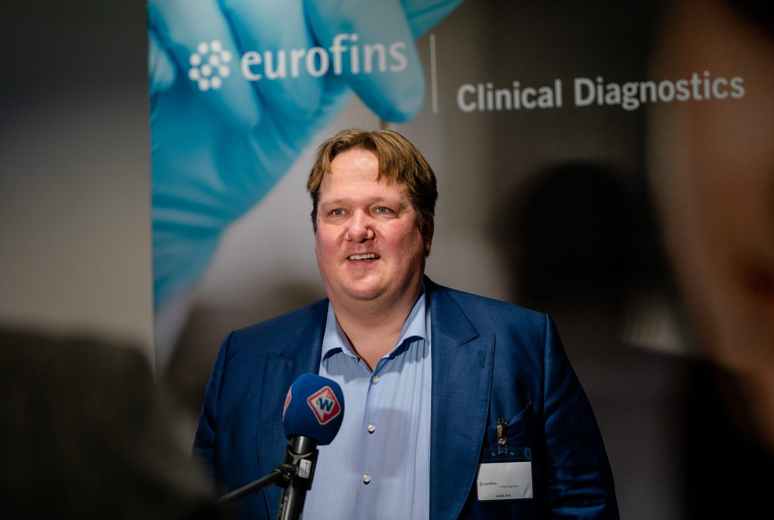 Jacob Olie Eurofins Clincial Diagnostcis